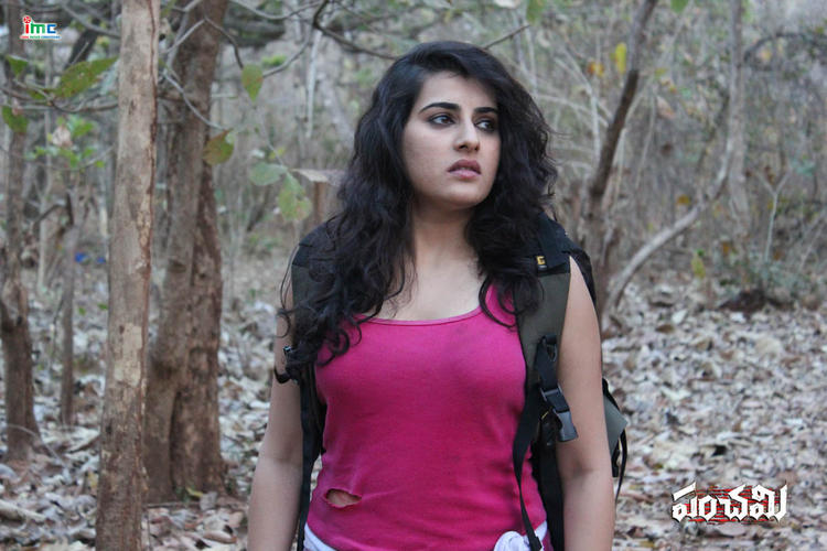 Archana Gorgeous Look Photo Still From Movie Panchami