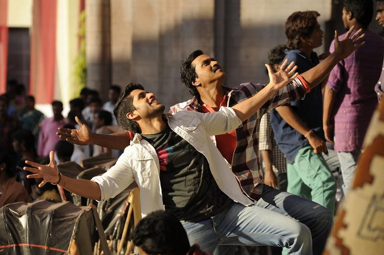 Naga Chaitanya Rocked Still From Thadaka Movie