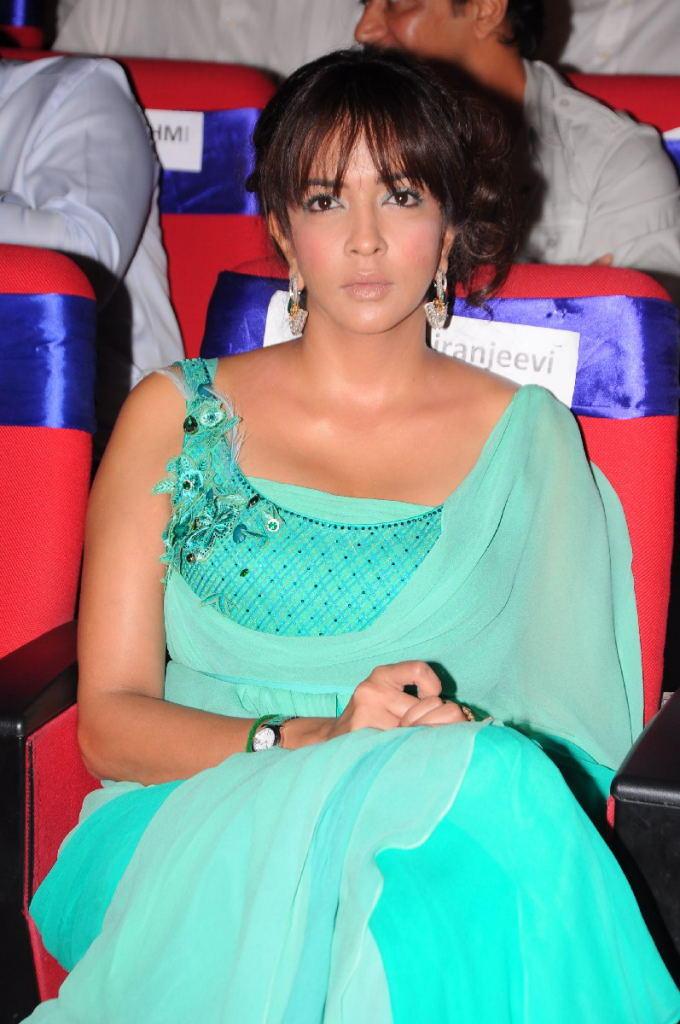 Manchu Lakshmi Dazzles At TSR TV9 Film Awards Function