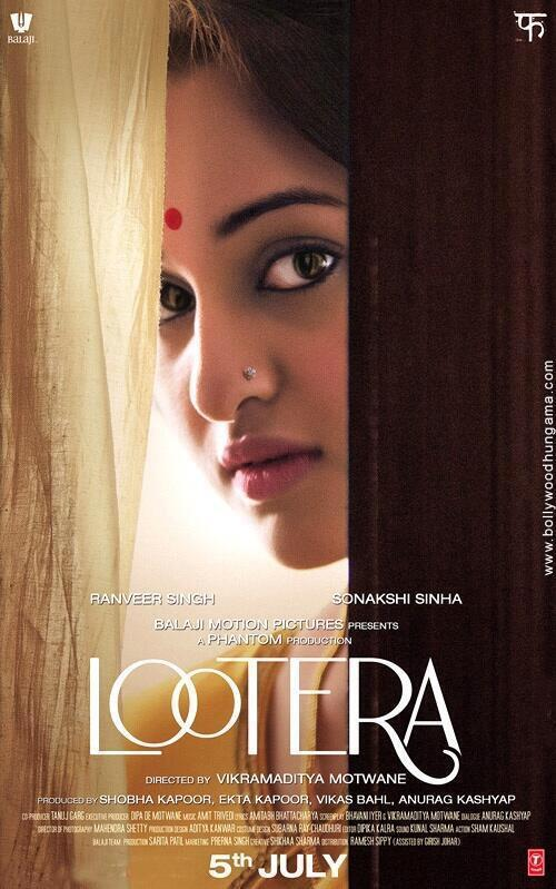 Sonakshi Sinha Lootera Poster Cool Pic
