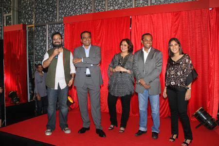 Other Celebs At The First Look Launch Of D - DAY
