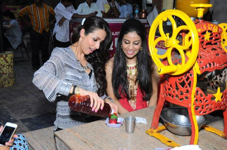 Malaika Arora Spotted For The Event Stars in Your City