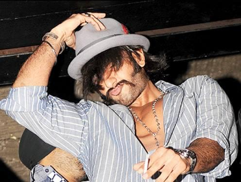 Ranveer Singh Glamour And Stylish Look Dance At The Park Hotel In Kolkata