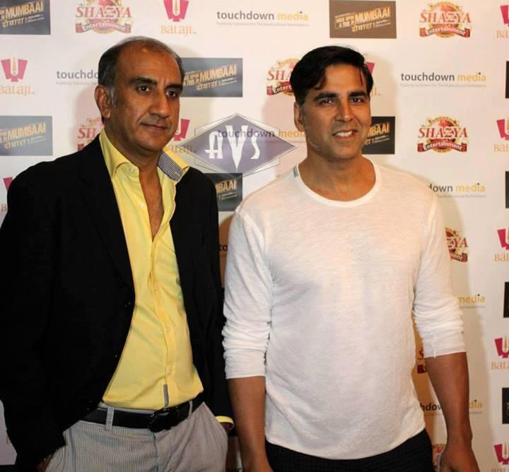 Milhan Luthria And Akshay Kumar At Plaza Press Conference Of OUATIMA