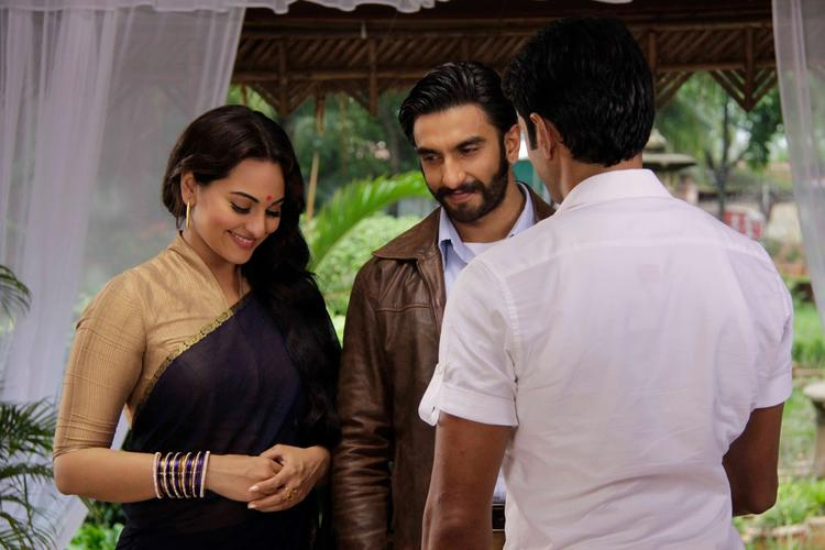 Sonakshi And Ranveer Set To Make A Special Appearance In Uttaran To Promote Their Film Lootera