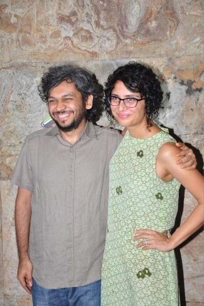 Kiron Rao Khan At The Special Screening Of Ship Of Theseus