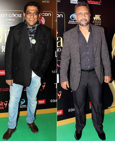 Anurag Basu At 14th IIFA 2013 Rocks Event