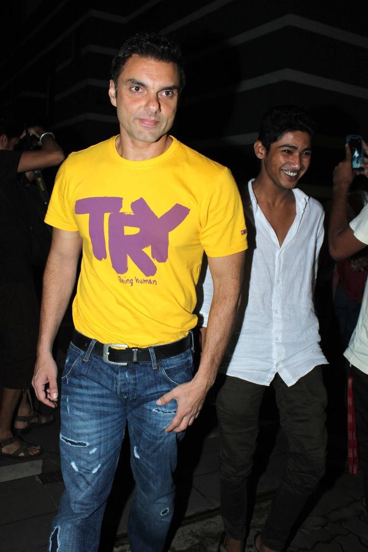 Sohail Khan Graced Sanjay Kapoor Birthday Bash
