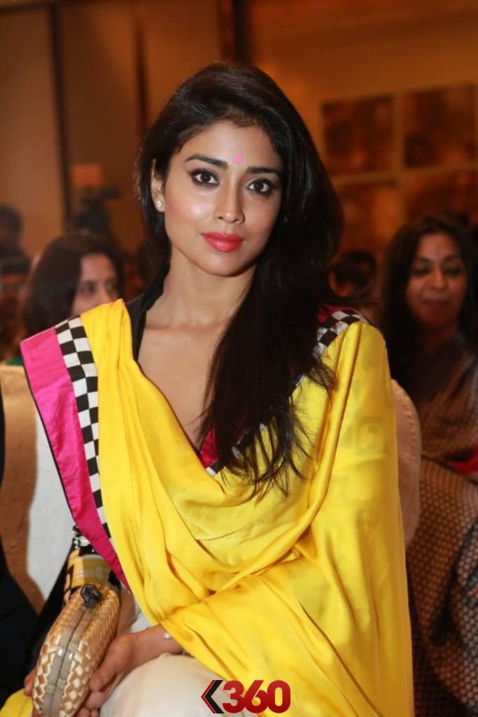Shriya Saran Gorgeous Look At 2nd Edition Of SIIMA Awards 2013