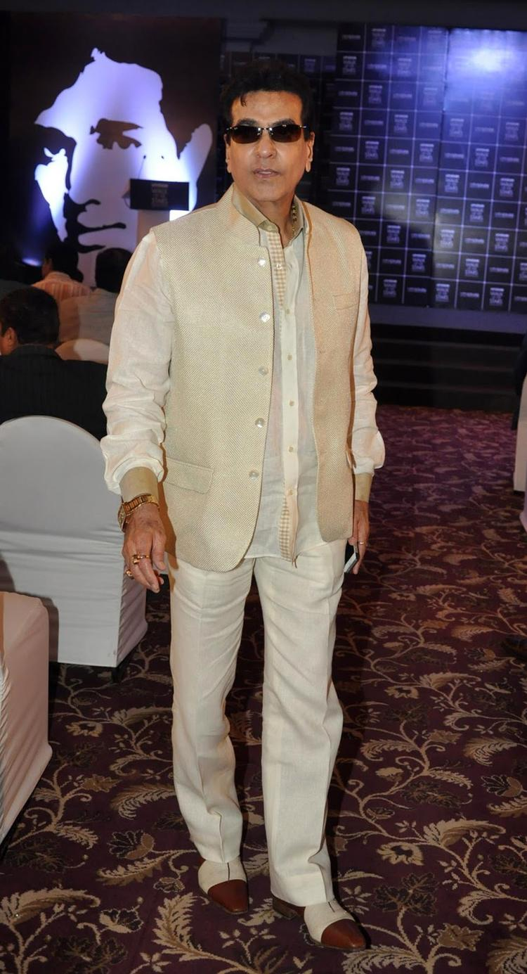 Jeetendra Attend The Statue Launch Event Of Rajesh Khanna