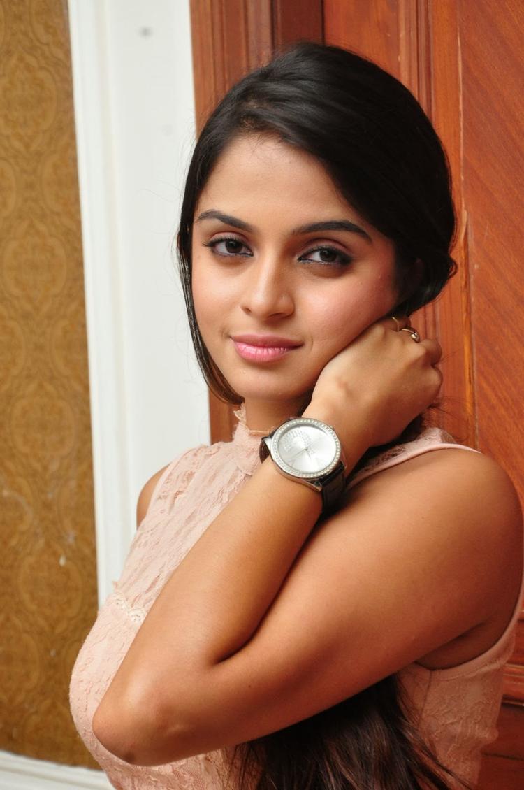 Sheena Shahabadi Graced At Nuvve Naa Bangaram Movie Logo Launch Function