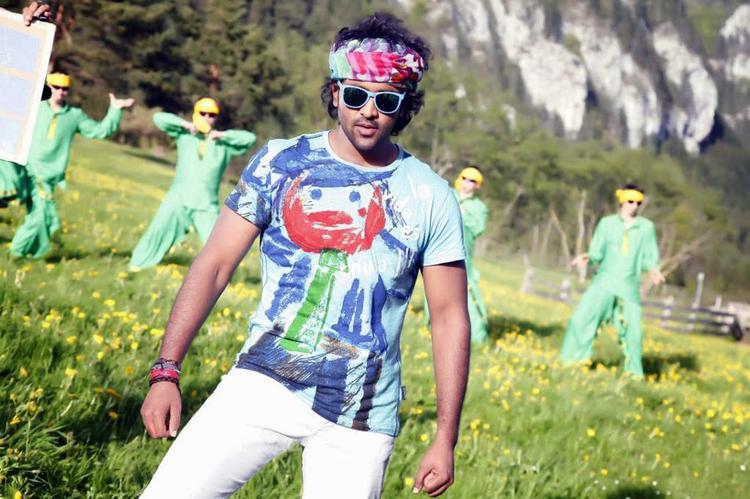 Telugu Star Vishnu Manchu Doosukeltha Movie Cool Pic