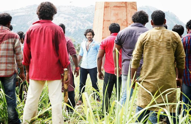 Vishnu Manchu Doosukeltha Movie Exclusive Pic