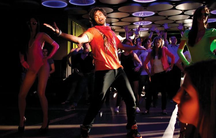 Vishnu Manchu Song Stilll From The Movie Doosukeltha