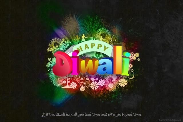 Happy Diwali Festival Amazing HD Wallpaper