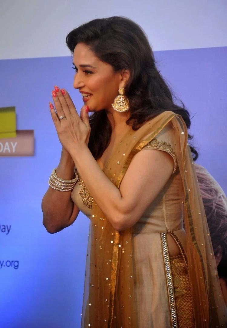 Madhuri Namaskar Still At Sanofi's Diabetes Awareness Event