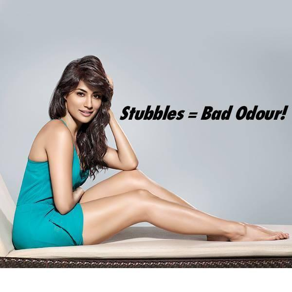 Chitrangada Singh Smoothy Legs Show Sexy Look Shoot For Gillette Print Ads