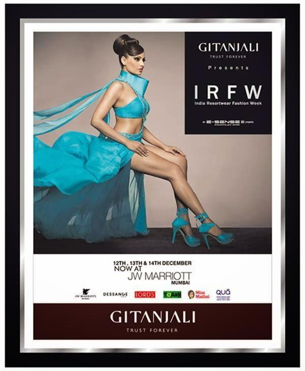 Sizzling Hot Bipasha Basu Photo Shoot  For India Resortwear Fashion Week 2013
