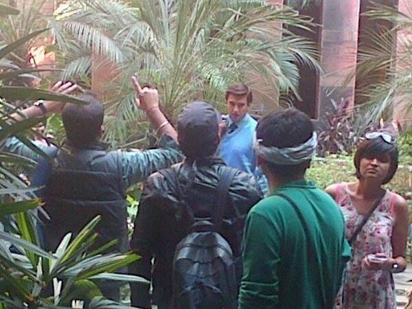 Ranveer Singh A Still From His Upcoming Bollywood Movie Kill Dill