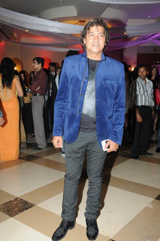 Aadesh Shrivastav Graced At Rohit Verma Marigold Watches Fashion Show 2013