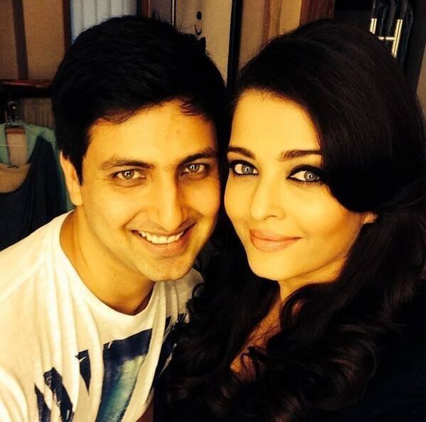 Smiling Aishwarya Rai Bachchan Smashing Look Photo still