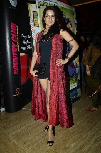 Singer Sona Mahapatra Attend Special Screening Of Purani Jeans