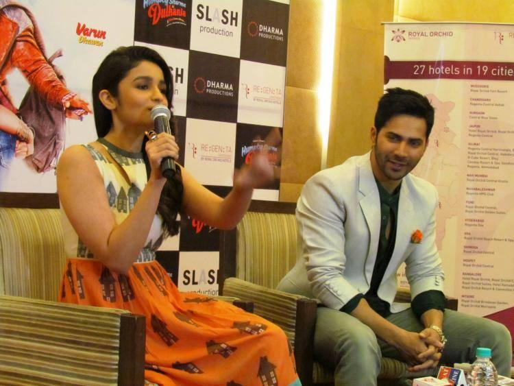 Humpty Sharma Ki Dulhania Is Alia And Varun's Second Film Together After SOTY