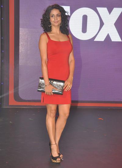 Gul Panag At Channel Fox Life Launch Celebrations In Mumbai