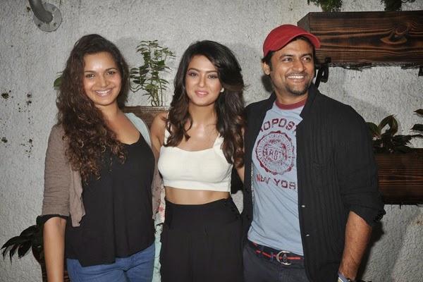 Manav Gohil Along With His Wife, Shweta Kawatra Were Also Seen Having Fun Bonding With Surveen
