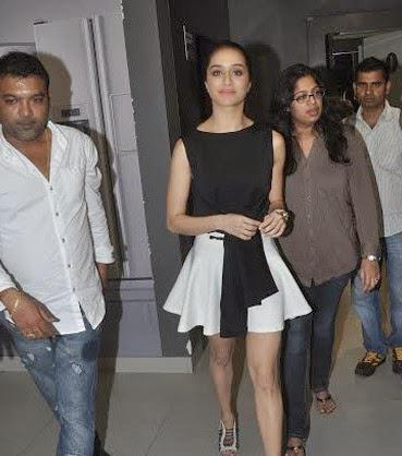 Shraddha Kapoor Arrived At The Filmfare Magazine Cover Launch Event