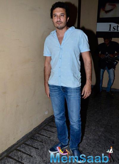 Homi Adajania Organised A Screening Of Upcoming Flick Finding Fanny Movie
