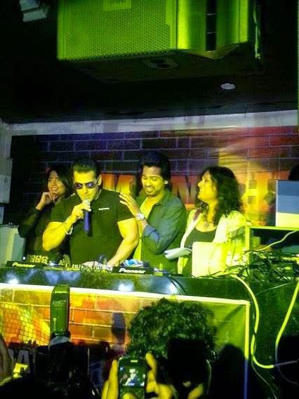 Salman Khan Launches Tamanchey Song In Da Club