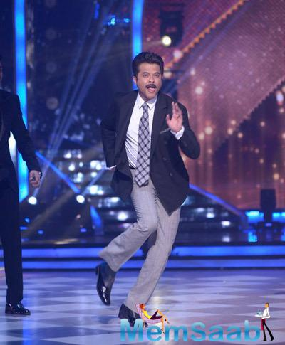 Anil Kapoor Amazing Dancing On Stage During The Grand Finale Of JDJ 7