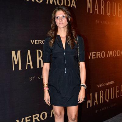 Nandita Mahtani Attend Karan Johar's Vero Moda Collection Launch Event