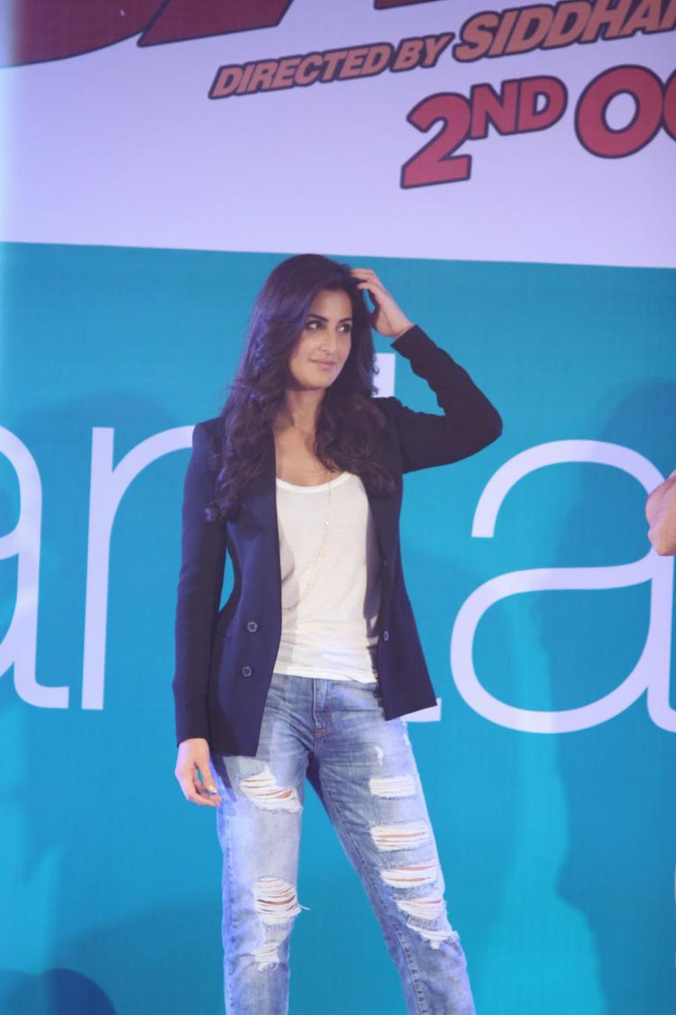 Katrina Attended The Launch Of A Pantaloons Collection Inspired By Bang Bang.