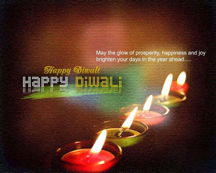 Best Wishes For Happy Diwali 2014 HD Wallpapers