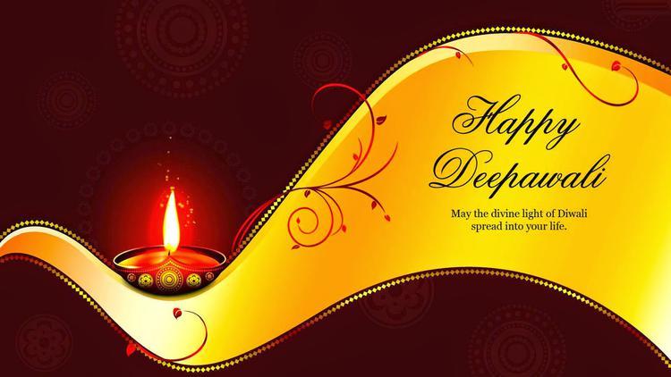 Latest Happy Diwali Wallpapers