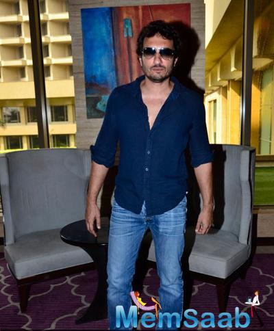 Homi Adajania Attend 2014 Mumbai Film Festival On Day 5