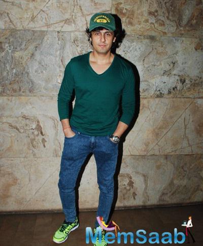 Singer Sonu Nigam At Hollywood Film Fury Special Screening In Mumbai