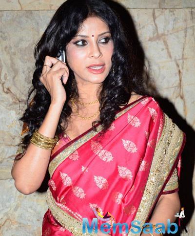 Nandana Sen Looks Gorgeous At Screening Of Rang Rasiya