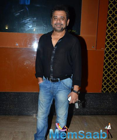 Anees Bazmee Smiling Pose During The Premiere Of Film Bhopal A Prayer For Rain