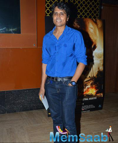 Nagesh Kukunoor Present During The Premiere Of Film Bhopal A Prayer For Rain