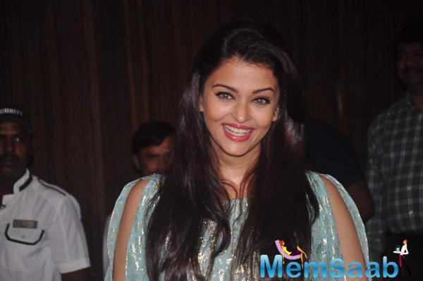 Aishwarya Back In The Spot Light With Her Forthcoming Release Jazbaa