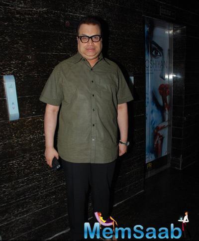 Ramesh S. Taurani Graced At The Special Screening Of Hawaizaada Movie