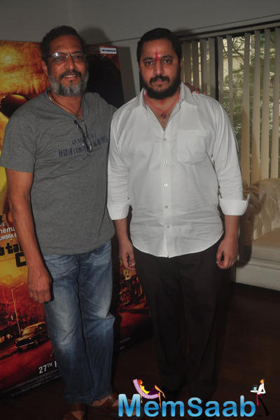 Nana Patekar Attend Ab Tak Chhappan 2 Movie Press Meet