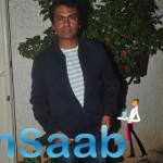 Nawazuddin Siddiqui At Sunny Super Sound For Badlapur Special Screening