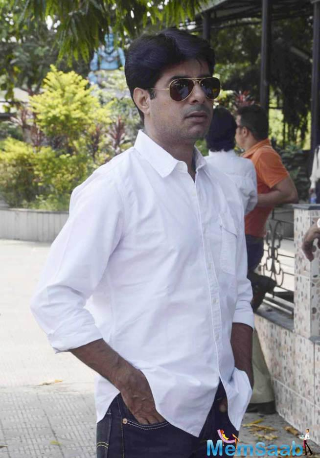 Actor Sushant Singh Also attended The Funeral Of Sudha Shivpuri
