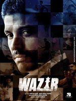 Farhan Akhtar Nice Look Photo In Wazir Movie First Look Poster