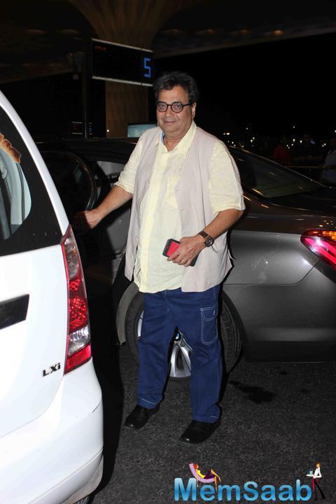 Director Subhash Ghai Will Be Awarded The Prestigious Lifetime Achievement Award At IIFA Awards 2015.