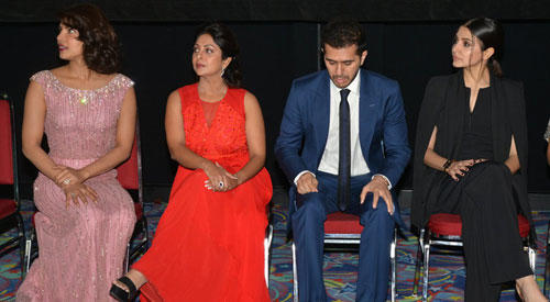 Celebs At Dil Dhadakne Do IIFA 2015 Press Conference